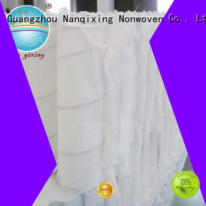 Hot non woven fabric products spunbonded upholstery supplier Nanqixing Brand