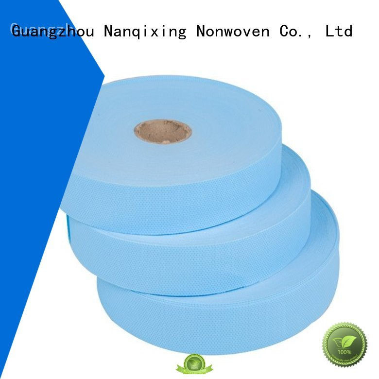 Wholesale fabrics for non woven fabric bags Nanqixing Brand