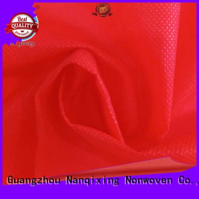 polypropylene hygiene nonwoven Nanqixing Non Woven Material Suppliers