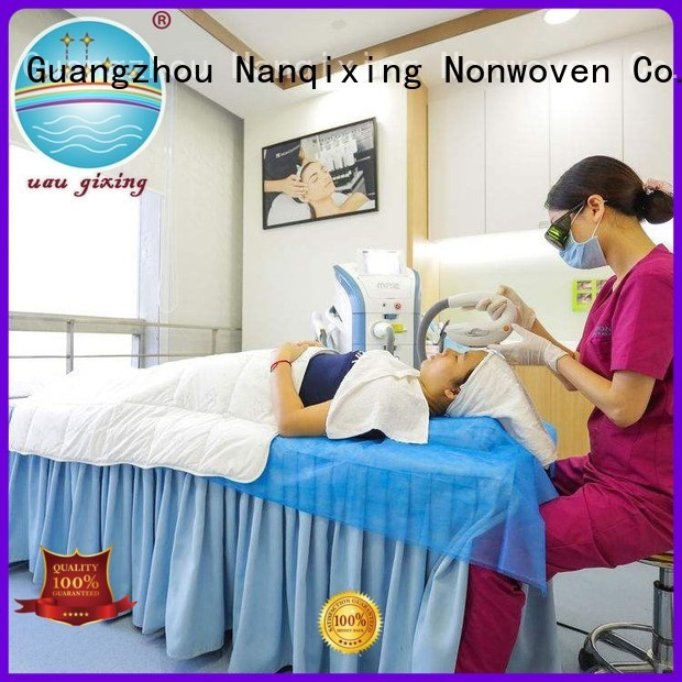 Nanqixing Brand medical gowns plain non woven medical products manufacture