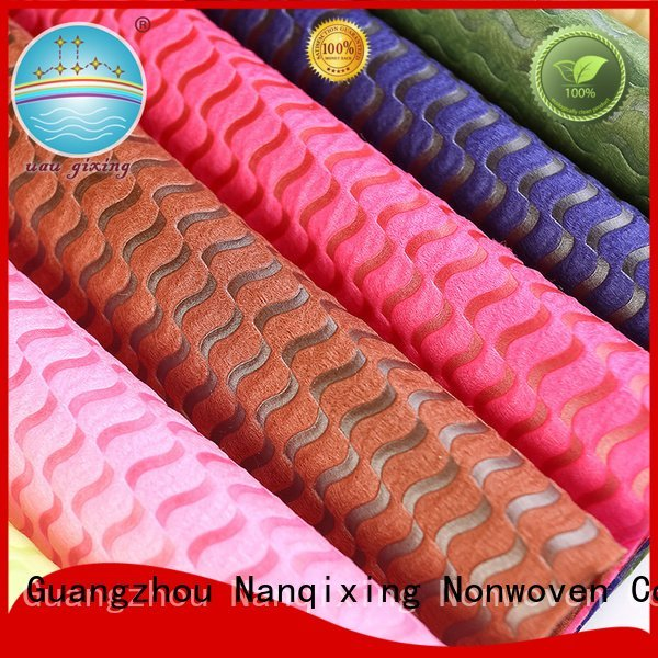 ecofriendly pp soft Nanqixing Non Woven Material Suppliers