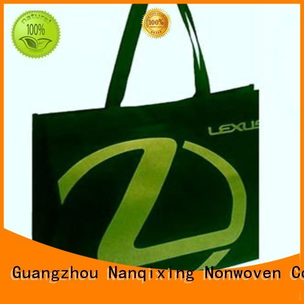 Nanqixing Non Woven Material Wholesale customized polypropylene different direct