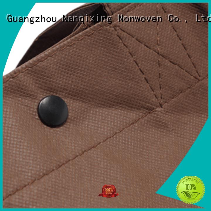 laminated non woven fabric manufacturer woven non woven fabric bags small Nanqixing