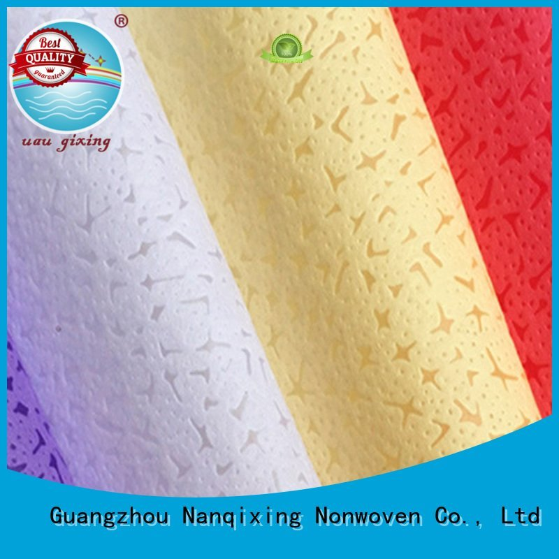 Nanqixing Brand various textile ecofriendly Non Woven Material Wholesale