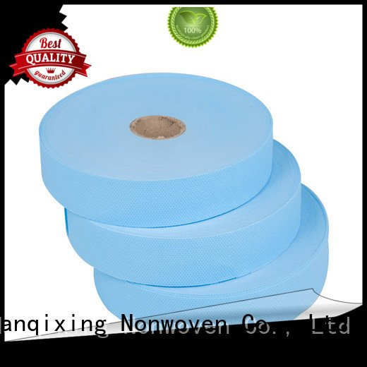 small roll laminated non woven fabric manufacturer Nanqixing