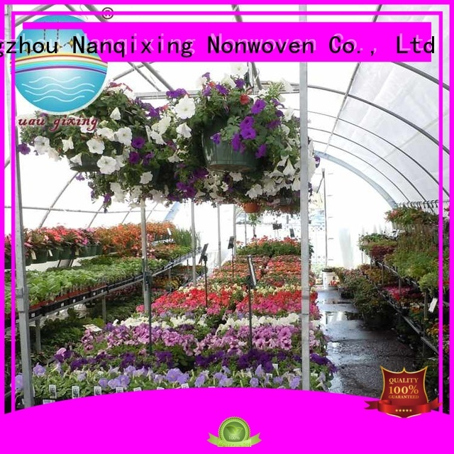 plant vegetables antiuv Nanqixing Brand best price weed control fabric factory