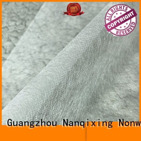 Nanqixing Brand usages polypropylene direct Non Woven Material Wholesale