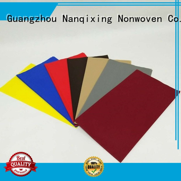 Wholesale perforated non woven fabric for sale Nanqixing Brand