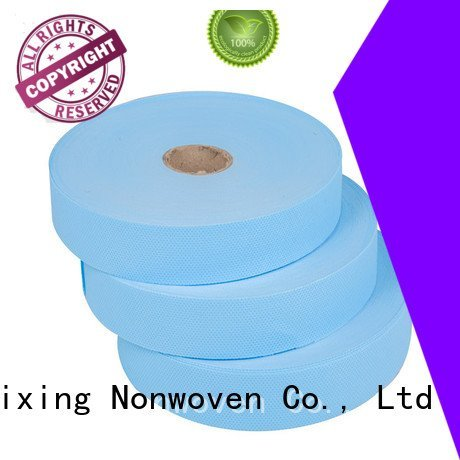 Nanqixing Brand with laminated non woven fabric manufacturer bags rolls