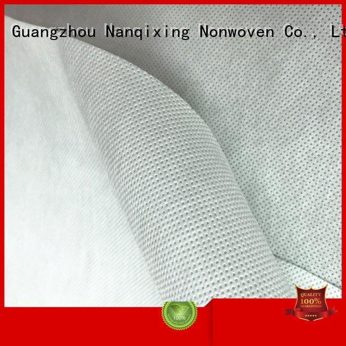 pp furnishings non woven fabric products Nanqixing