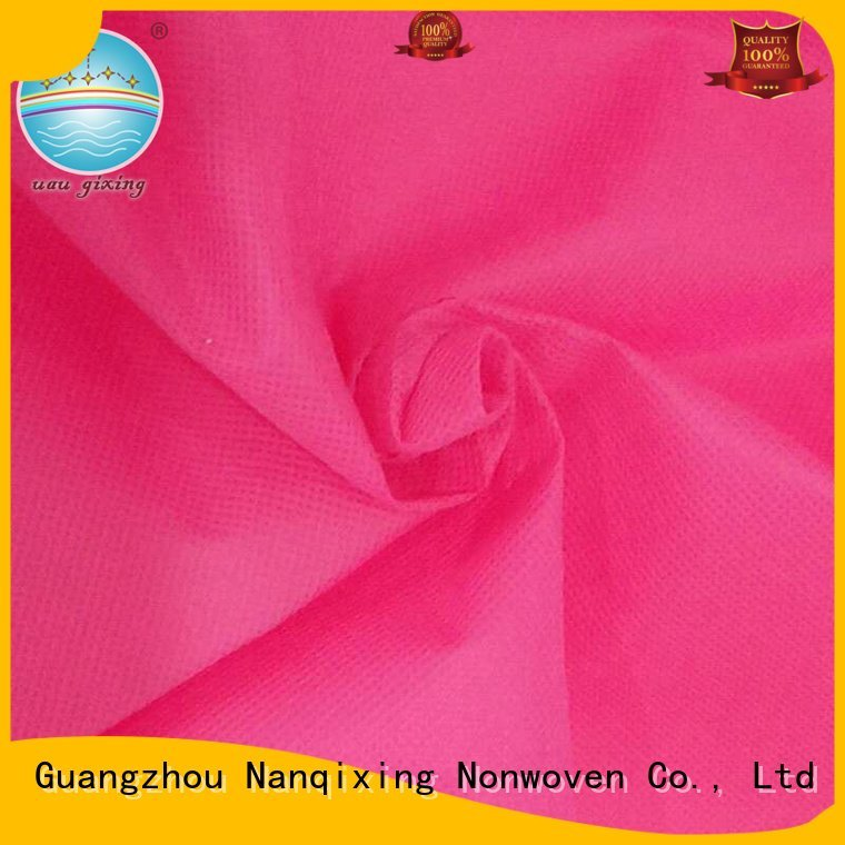 Non Woven Material Wholesale soft Nanqixing Brand Non Woven Material Suppliers