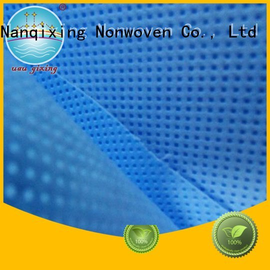 Nanqixing fabric Non Woven Material Suppliers good usages