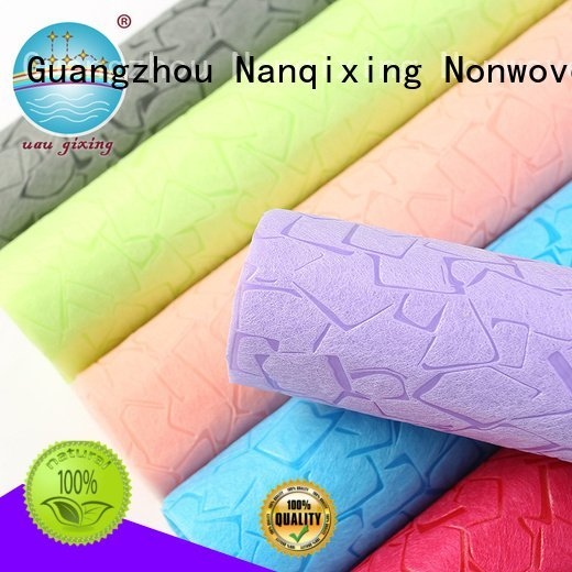Nanqixing various pp price Non Woven Material Wholesale calendered