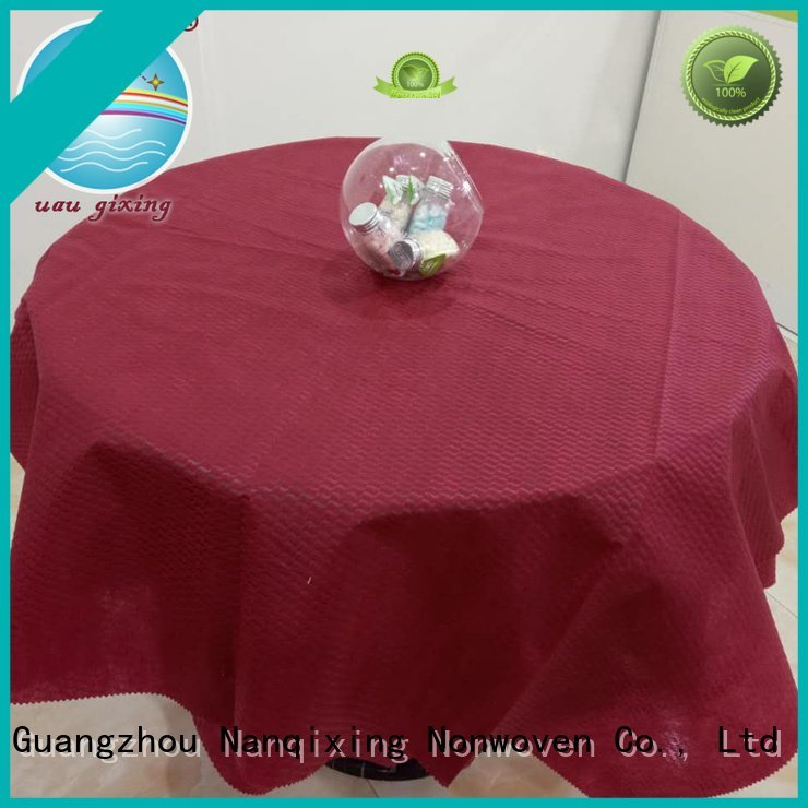 non woven fabric for sale nonwoven disposable Nanqixing Brand