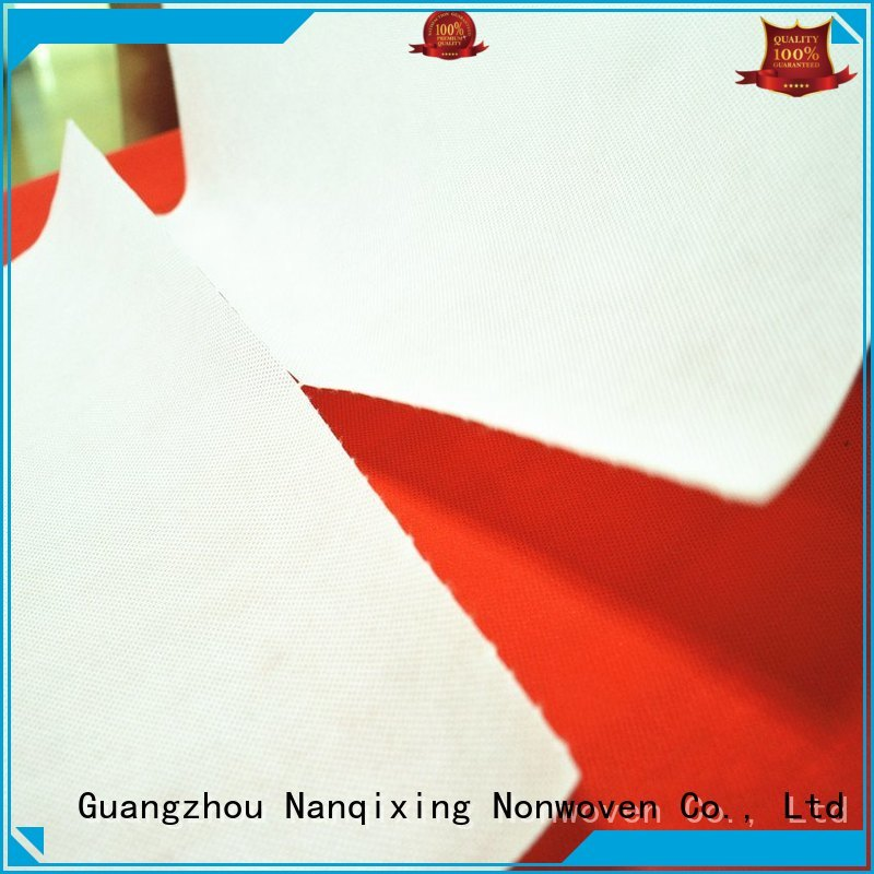 Non Woven Material Wholesale sale Nanqixing Brand Non Woven Material Suppliers high