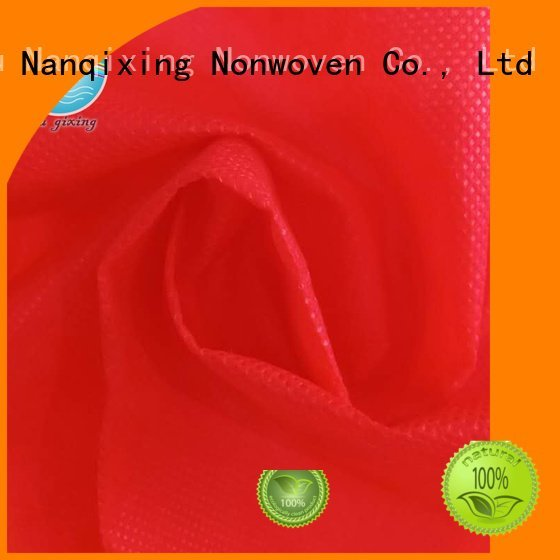 Nanqixing Brand high direct Non Woven Material Suppliers customized printing
