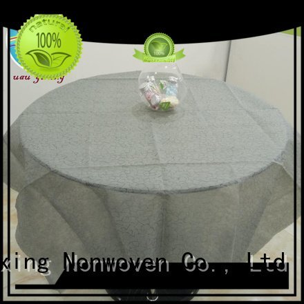 non woven fabric for sale disposable parties Nanqixing Brand