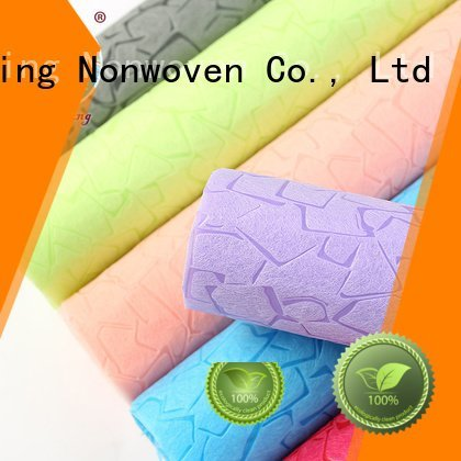 Nanqixing various Non Woven Material Suppliers woven printing