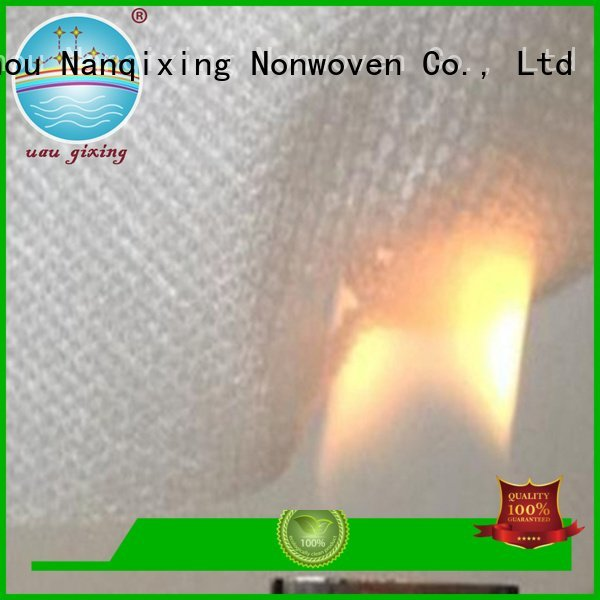 Quality Nanqixing Brand non woven fabric products