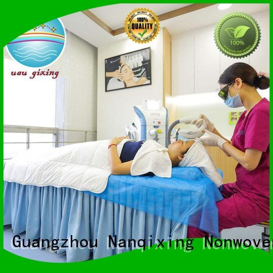 Nanqixing pp non woven medical products fabric factory