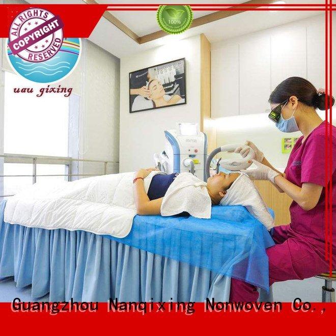 fabric use Nanqixing Brand medical nonwovens