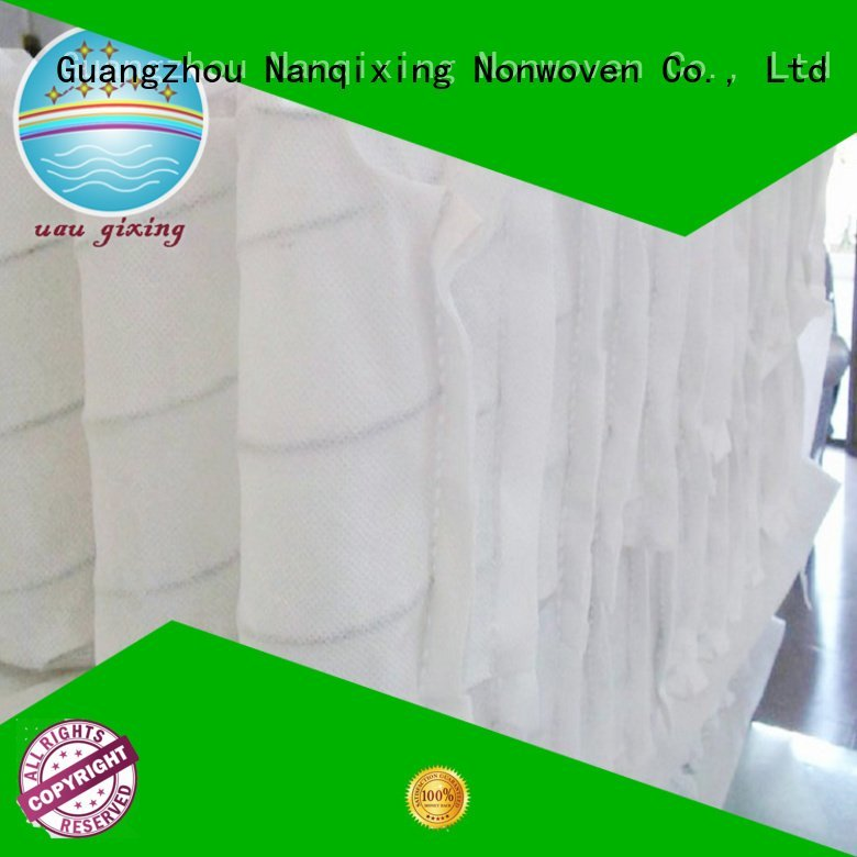 Nanqixing Brand spunbonded non woven fabric products