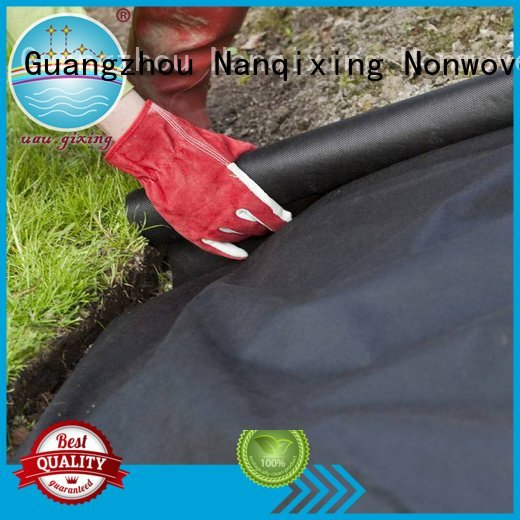 treated spunbond durable Nanqixing best weed control fabric