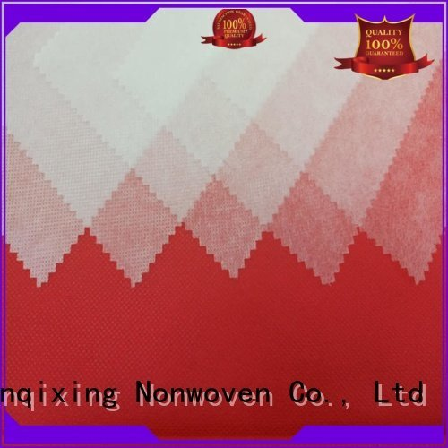 non woven fabric products box pp spunbond nonwoven fabric Nanqixing Brand spunbond