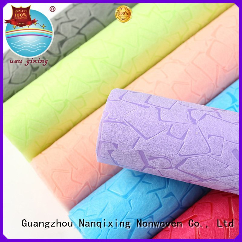 Nanqixing Non Woven Material Wholesale tensile ecofriendly good