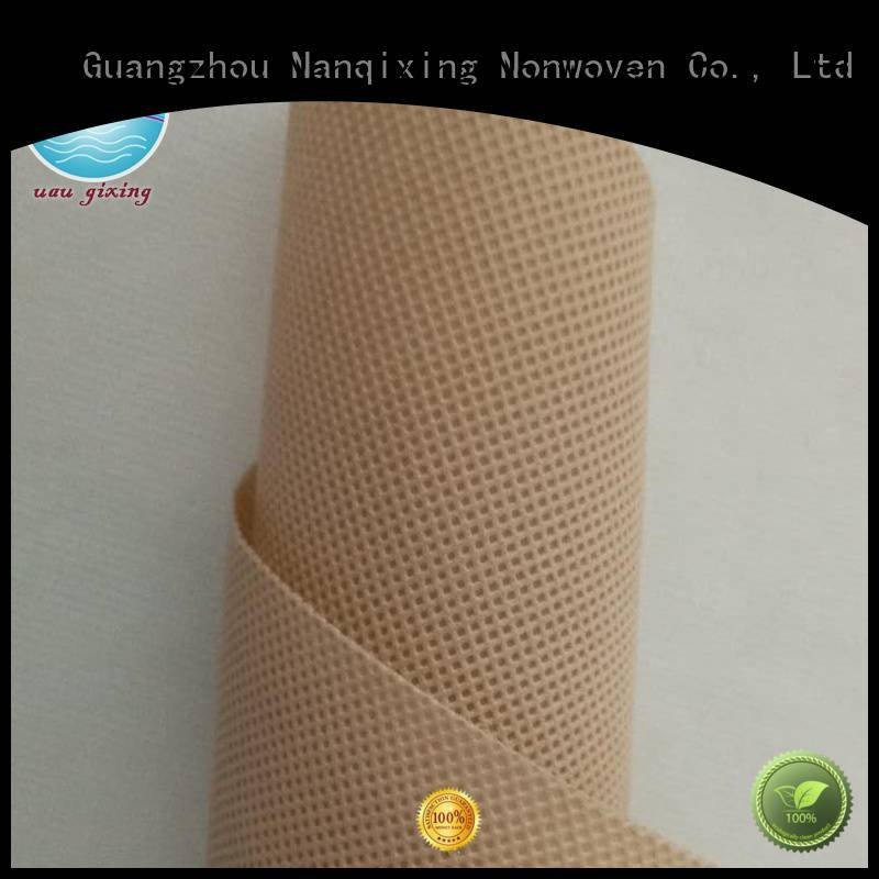 Nanqixing Non Woven Material Wholesale hygiene fabric different woven