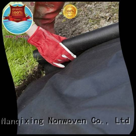 antiuv plant best weed control fabric nonwoven Nanqixing