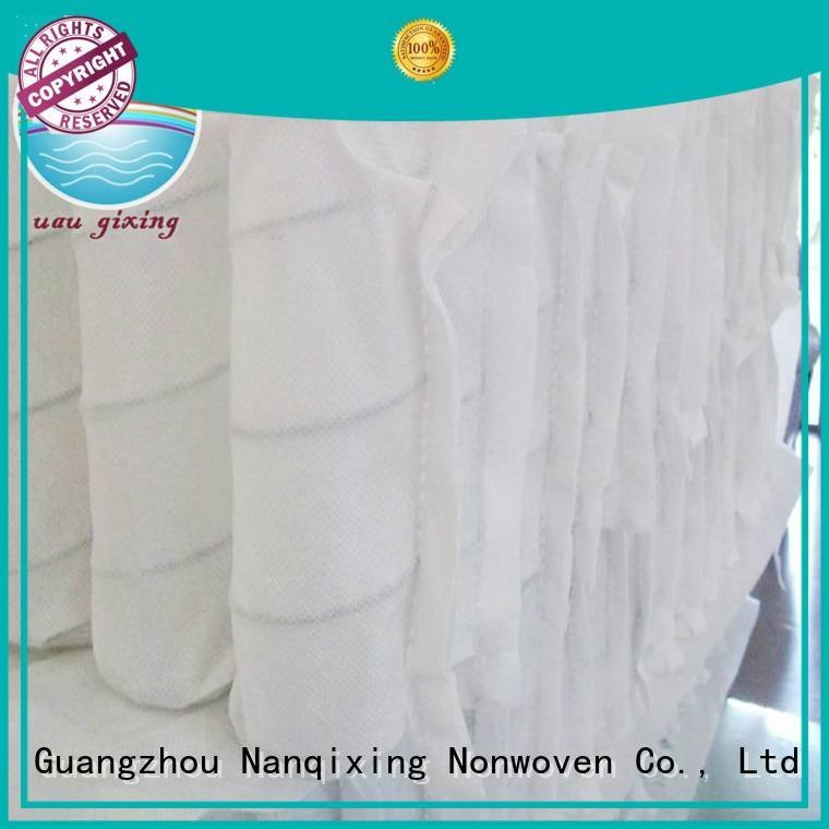 non woven fabric products nonwoven pp spunbond nonwoven fabric Nanqixing