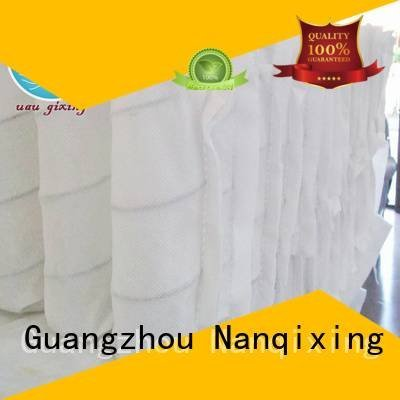 non woven fabric products furniture tensile Nanqixing Brand