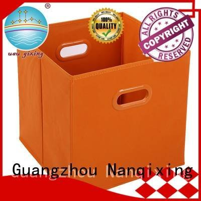 Nanqixing smsssmms woven printing Non Woven Material Wholesale price
