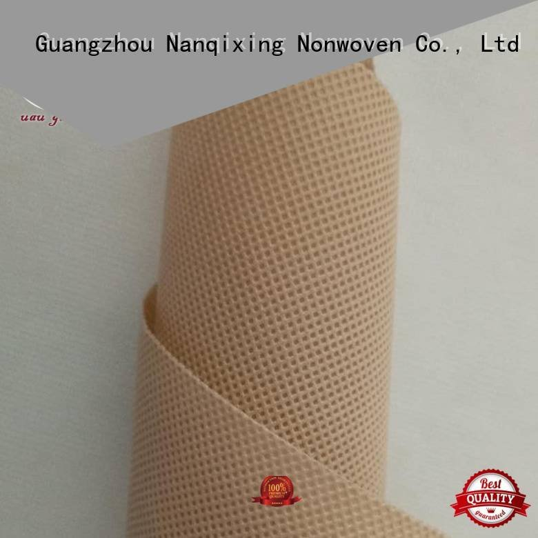 virgin usages Nanqixing Non Woven Material Suppliers