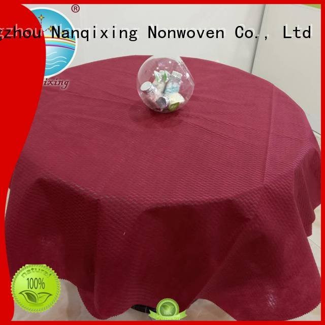sizes non woven tablecloth wedding patterns Nanqixing