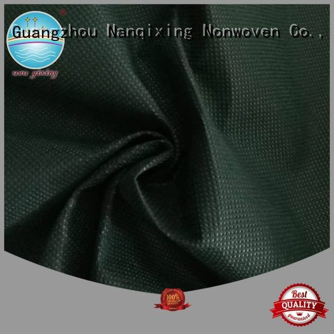 Nanqixing Brand designs non woven fabric for sale cloth style