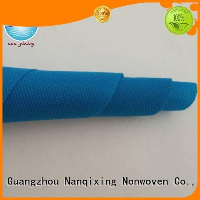 Non Woven Material Wholesale usage sale Nanqixing Brand