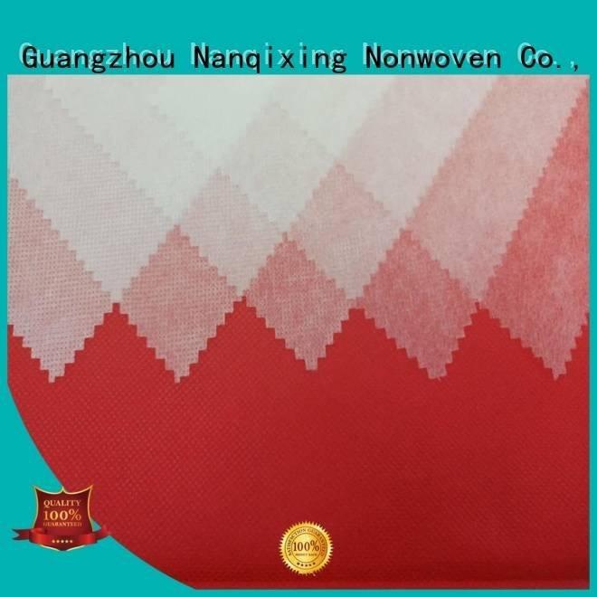 upholstery furnishings box Nanqixing non woven fabric products