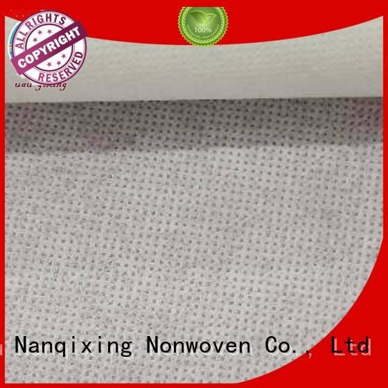 Non Woven Material Wholesale calendered Non Woven Material Suppliers quality Nanqixing