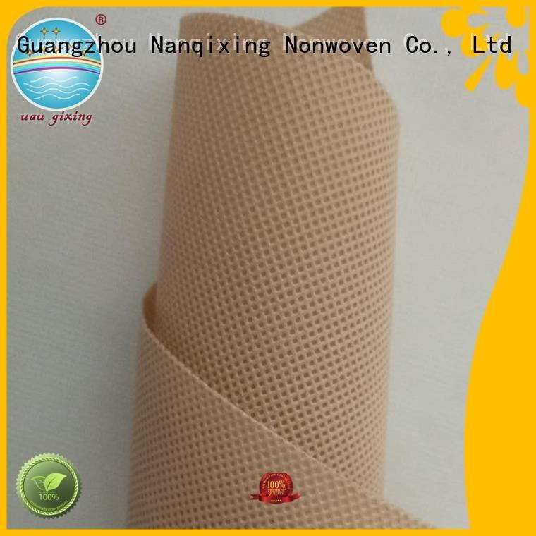 polypropylene biodegradable Non Woven Material Suppliers quality Nanqixing