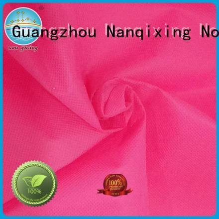 Non Woven Material Wholesale smsssmms quality calendered Nanqixing