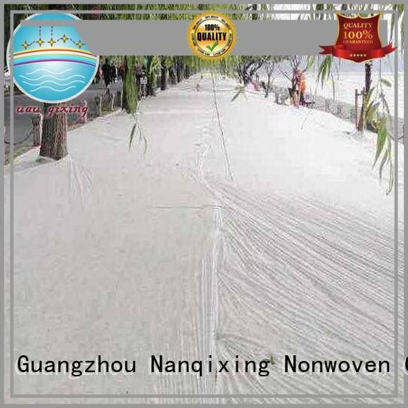 Nanqixing Brand making ecofriendly antiuv best price weed control fabric