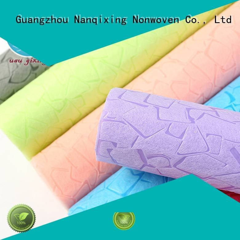 Nanqixing Brand for textile high Non Woven Material Suppliers