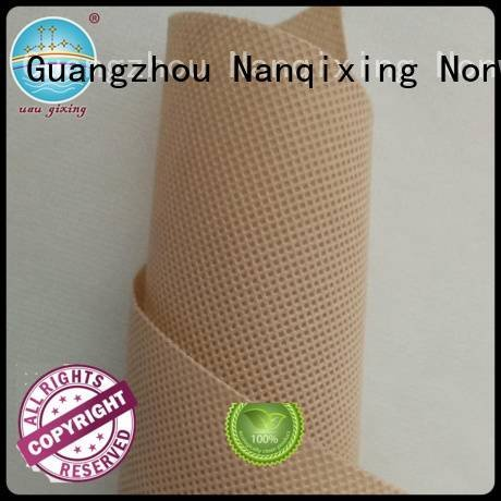 Non Woven Material Wholesale factory calendered non usage Nanqixing