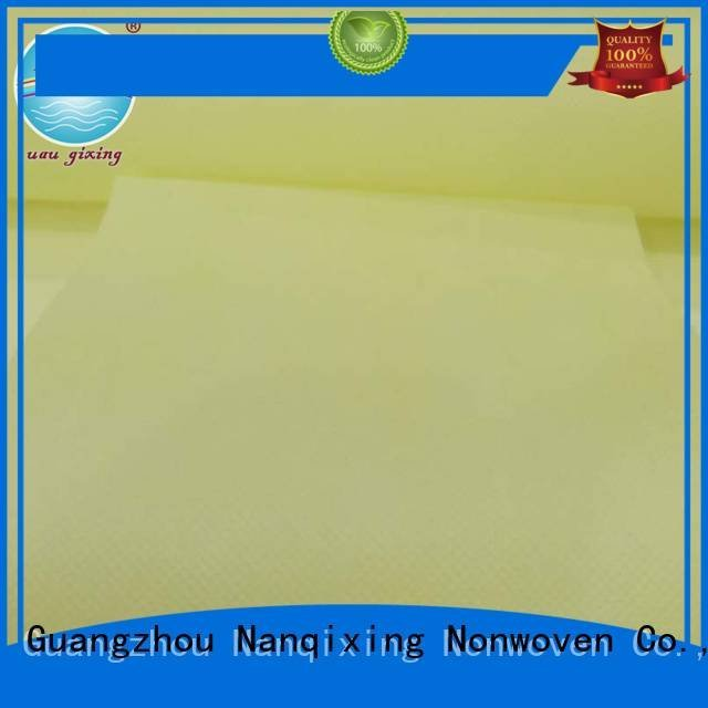 Nanqixing Non Woven Material Suppliers sale textile printing pp