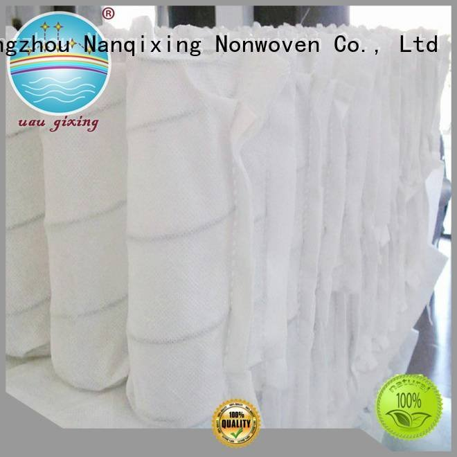 Nanqixing upholstery high tensile non woven fabric products supplier