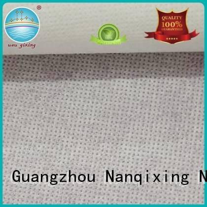 Nanqixing Brand factory spunbond non Non Woven Material Wholesale