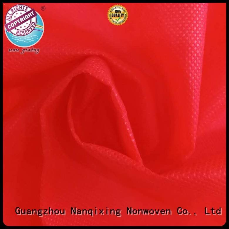 Non Woven Material Wholesale sale pp Non Woven Material Suppliers Nanqixing Warranty