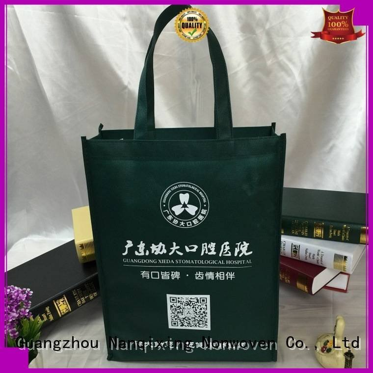 bags non woven fabric bags roll with Nanqixing